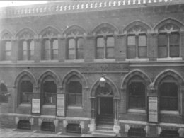 School of Jewellery in early 1900s