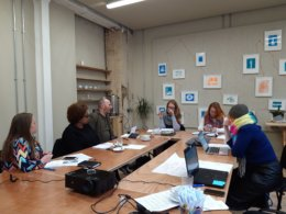 JQ Heritage Makers meeting