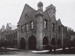 Albion Street Fire Station 1911