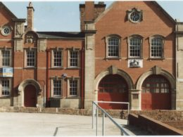 Albion Street Fire Station