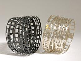 Jewellery bracelets designed by Anna