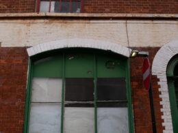 Windows of 51 Vittoria Street