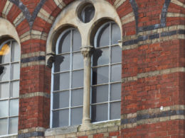 Argent Centre windows © Andy Pilsbury