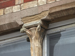 Stonework at Argent Centre © Andy Pilsbury